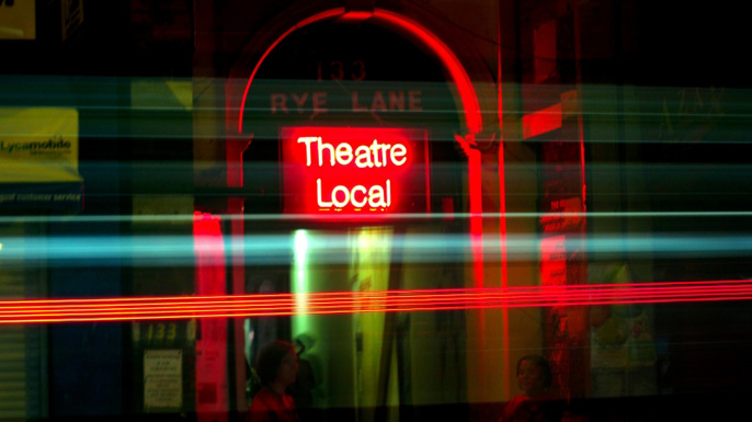 Royal Court's Theatre Local, credit Helen Murray
