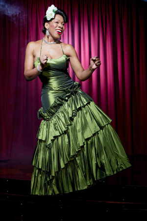 Nina Kristofferson's Billie Holiday Story - photographer Keith Pattinson