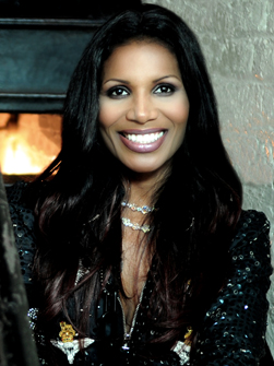 Denise Pearson of 1980's group Five Star is one of the singers from the new production Respect La Diva