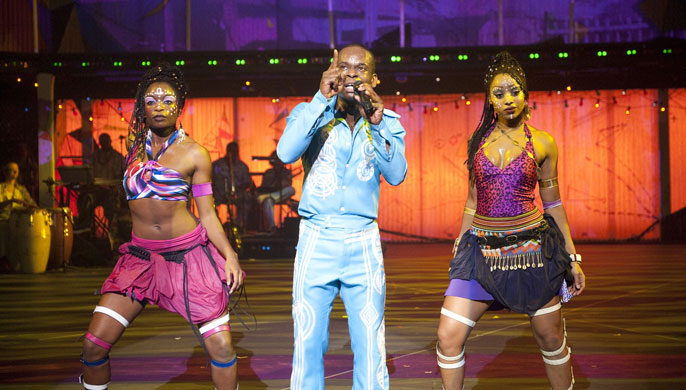Fela!, Sadler's Wells
