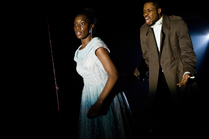Eurydice, Young Vic