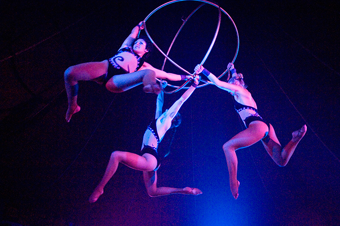 Madame Zingara and her Theatre of Dreams