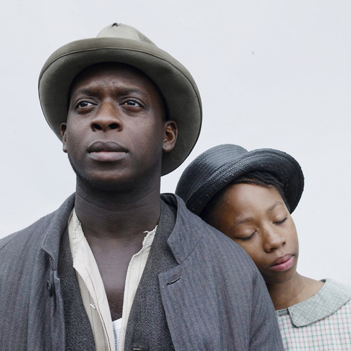 Ariyon Bakare and Janet Suzman in Dream of The Dog