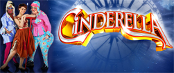 Cinderella at Hackney Empire